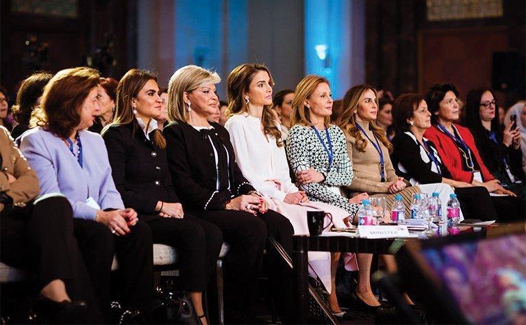 Women in the Front Line, Jordan