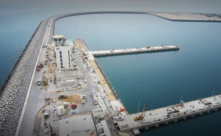 RAS Laffan EPC Mega Civil Project