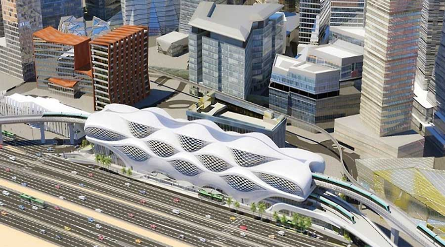 Riyadh Metro, Package 1, Lines 1 & 2 - Consolidated Contractors Company