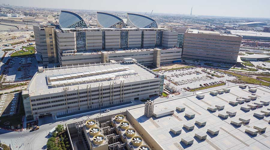 Sidra Medical & Research Centre - Consolidated Contractors
