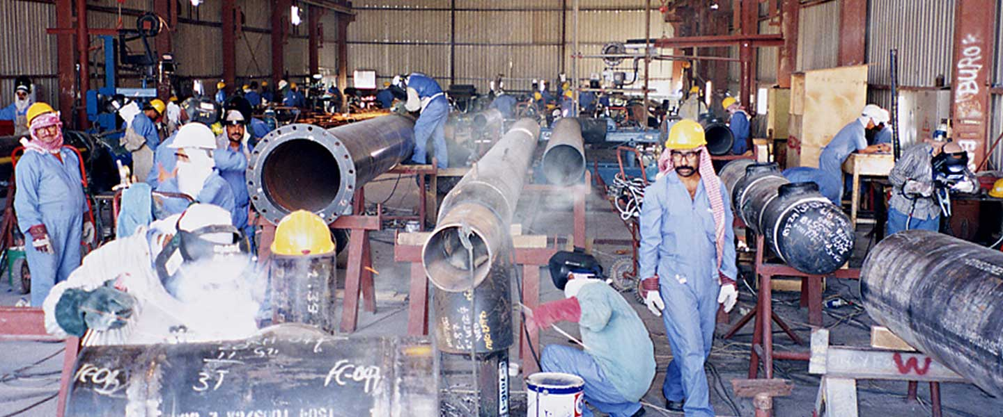 Fabrication Facilies Middle East | CCC
