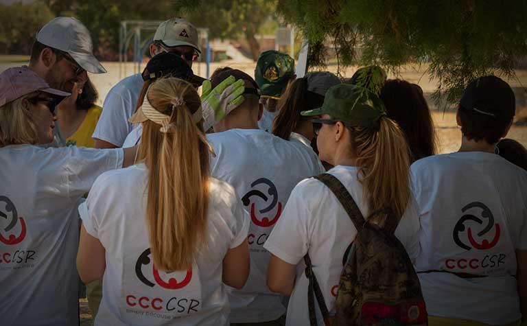 CCC Volunteer Program